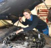 Interview: Lea Frohn, (24) über die Ausbildung zur Kfz-Mechatronikerin