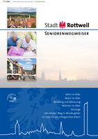 Stadt Rottweil Seniorenwegweiser (Auflage 2)