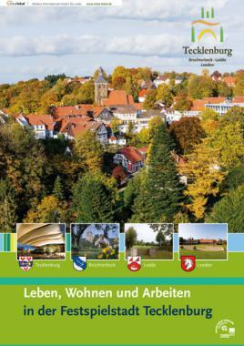 Leben, Wohnen und Arbeiten in der Festspielstadt Tecklenburg (Auflage 2)