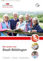 ARCHIVIERT Älter werde in der Stadt Böblingen (Auflage 2)