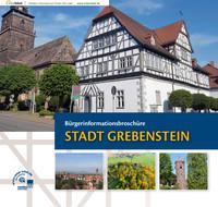 Bürgerinformationsbroschüre STADT GREBENSTEIN (Auflage 7)