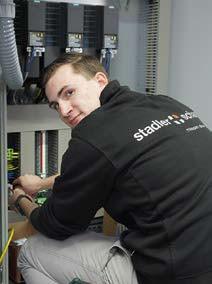 Interview: Nicolas Römer (18) über die Ausbildung zum Elektroniker für Automatisierungstechnik