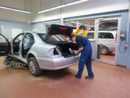 Interview: Paul-Willy Winter (19) über die Ausbildung zum Kraftfahrzeugmechatroniker Fachrichtung Ka