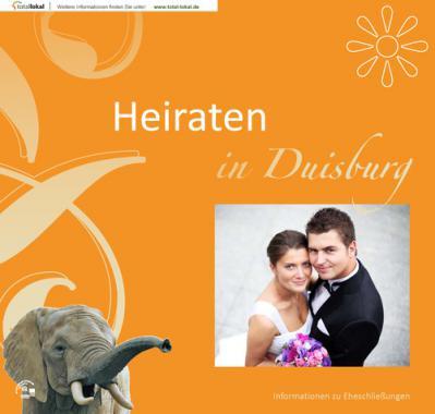 Heiraten in Duisburg (Auflage 3)