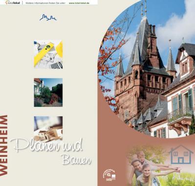 Planen und Bauen in Weinheim (Auflage 1)