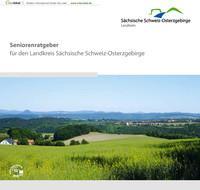 ARCHIVIERT Seniorenratgeber für den Landkreis Sächsische Schweiz-Osterzgebirge (Auflage 1)