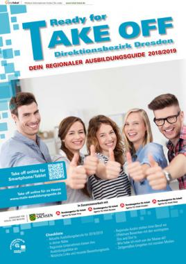 Ready for Take off 2018/19 im Direktionsbezirk Dresden (Auflage 10)