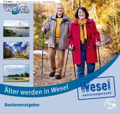 Älter werden in Wesel Seniorenratgeber (Auflage 7)