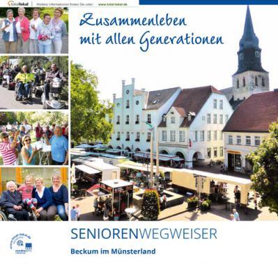 Seniorenwegweiser Beckum im Münsterland (Auflage 9)