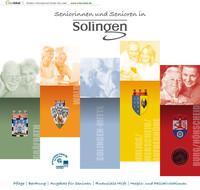 Seniorinnen und Senioren in Solingen (Auflage 7)