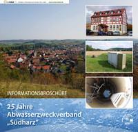 """25 Jahre Abwasserzweckverband """"Südharz"""" (Auflage 1)"""
