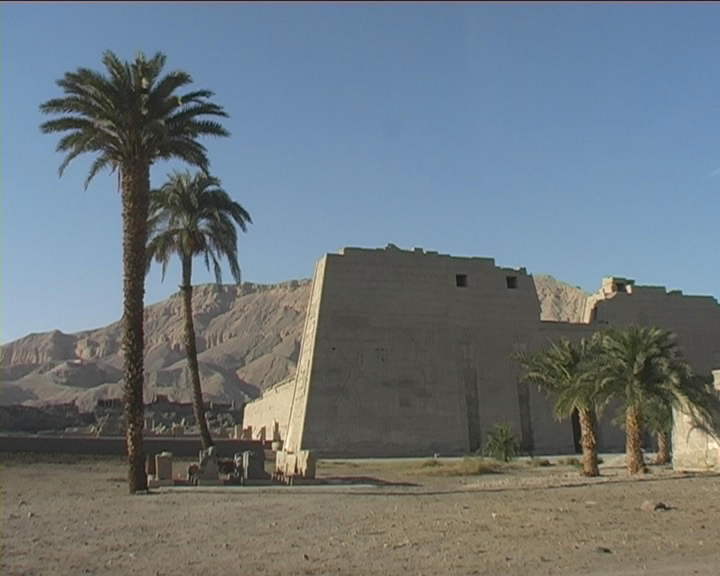 Ägypten - Theben, Tempel, Königsgräber