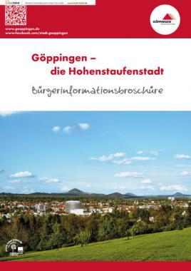 Göppingen – die Hohenstaufenstadt Bürgerinformationsbroschüre (Auflage 13)