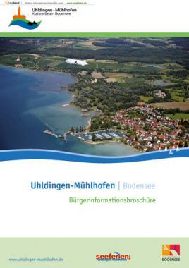 Uhldingen-Mühlhofen Bürgerinformationsbroschüre (Auflage 3)