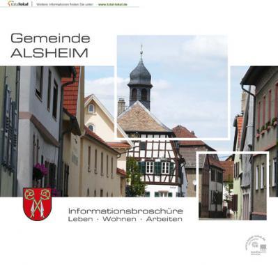 Gemeinde Alsheim Informationsbroschüre (Auflage 1)