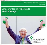 Älter werden in Filderstadt (Auflage 8)