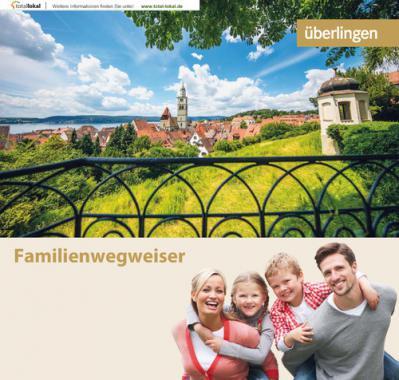 Überlingen Familienwegweiser (Auflage 1)