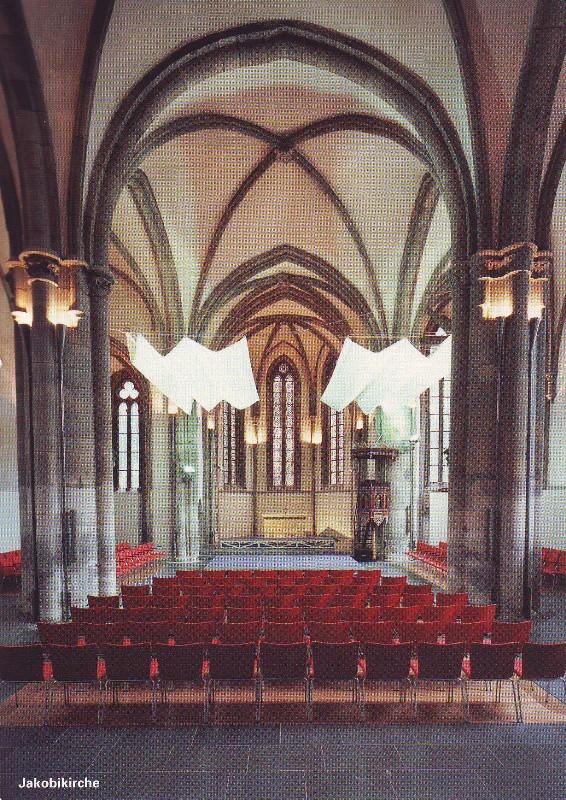 Kirche, Kunst und Kaufmann
