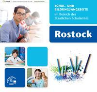 Schul- und Bildungsangebote Rostock (Auflage 3)
