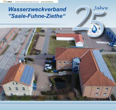 """Wasserzweckverband """"Saale-Fuhne-Ziethe"""" (Auflage 5)"""