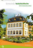 Gemeinde Veitshöchheim Informationsbroschüre (Auflage 13)