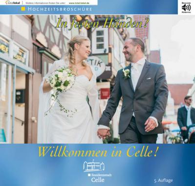 Hochzeitsbroschüre der Stadt Celle (Auflage 5)