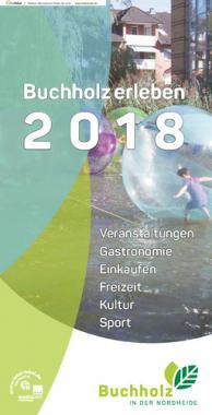 Buchholz erleben 2018 (Auflage 6)
