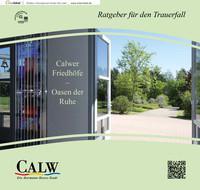 Ratgeber für den Trauerfall der Stadt Calw (Auflage 3)