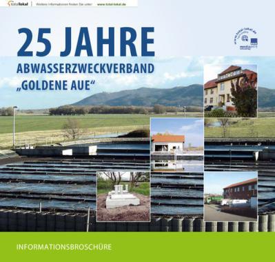 """25 Jahre Abwasserzweckverband """"Goldene Aue"""" (Auflage 2)"""