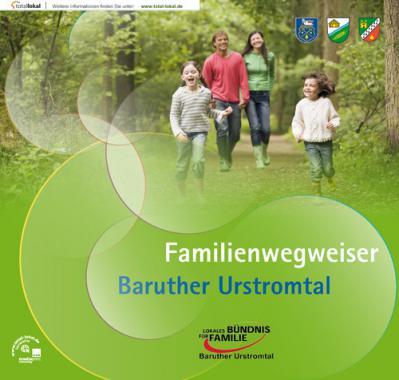 Familienwegweiser Baruther Urstromtal (Auflage 1)