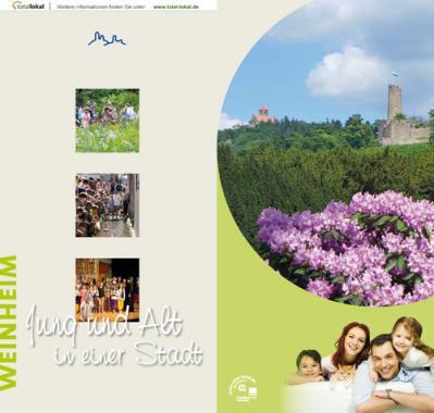 Jung und Alt in der Stadt Weinheim (Auflage 3)