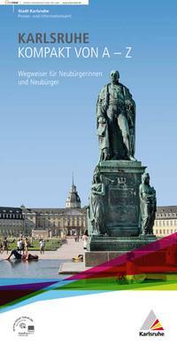 Karlsruhe Kompakt von A-Z (Auflage 4)