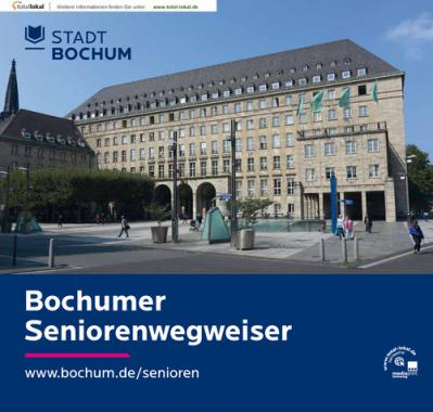 Bochumer Seniorenwegweiser (Auflage 7)