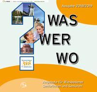 ARCHIVIERT Was? Wer? Wo? Angebote für Wiesbadener Seniorinnen & Senioren 2018/2019 (Auflage 7)