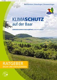 Klimaschutz auf der Baar Gemeindeverwaltungsverband Donaueschingen (Auflage 1)