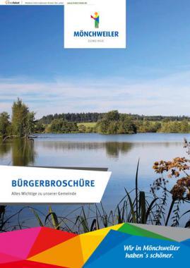 Gemeinde Mönchweiler Bürgerbroschüre (Auflage 4)