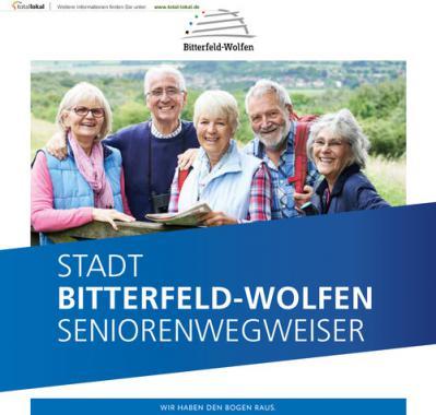 Stadt Bitterfeld-Wolfen Seniorenwegweiser (Auflage 1)