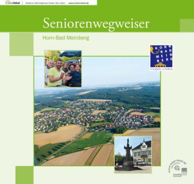 Seniorenwegweiser Horn Bad Meinberg (Auflage 7)