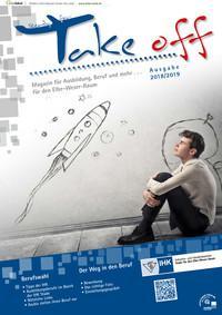 Take off Magazin für Ausbildung, Beruf und mehr ... für den Elbe-Weser-Raum, 2018/2019 (Auflage 23)