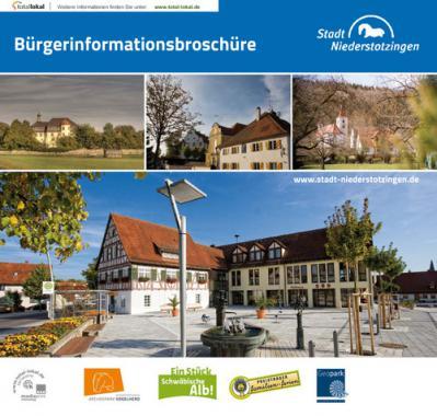 Stadt Niederstotzingen Bürgerinformationsbroschüre (Auflage 1)