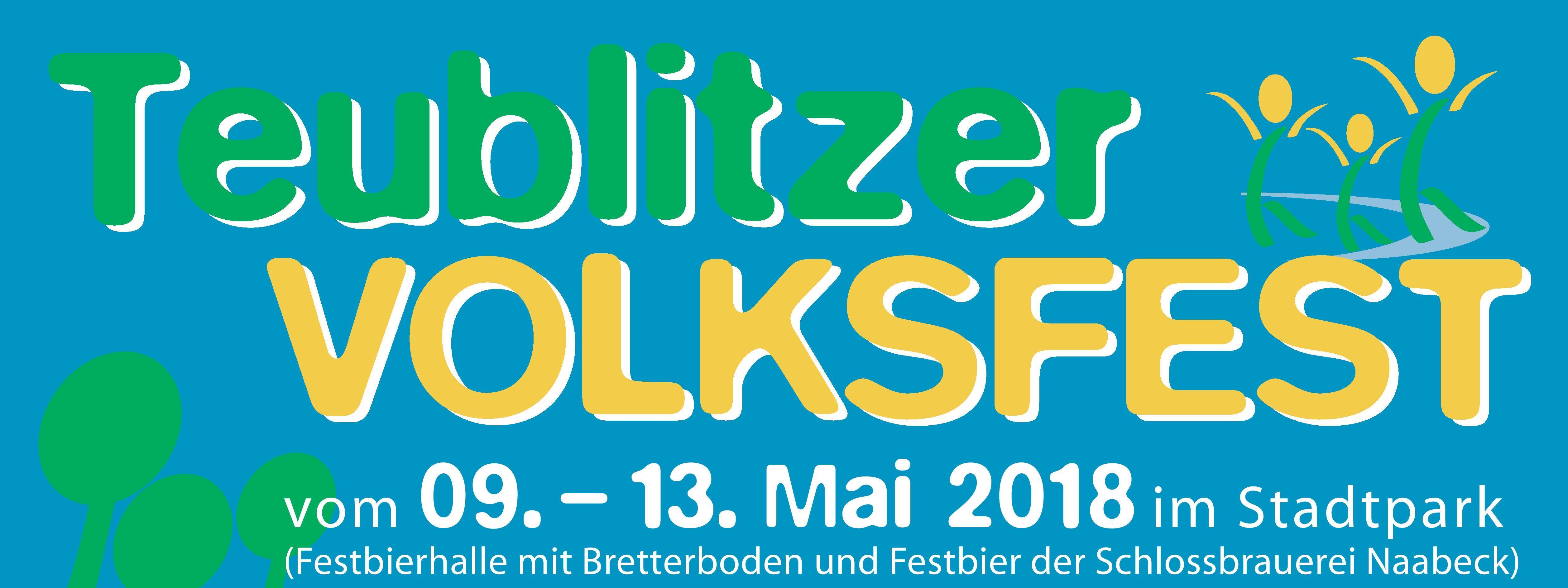Information zur Anfahrt & Parken am Teublitzer Volksfest 2018