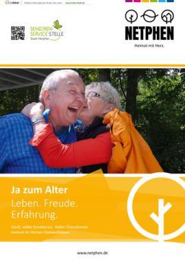 Stadt Netphen Ja zum Alter Leben. Freude. Erfahrung (Auflage 3)