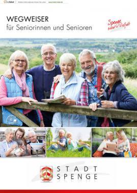 Stadt Spenge Wegweiser für Seniorinnen und Senioren (Auflage 3)