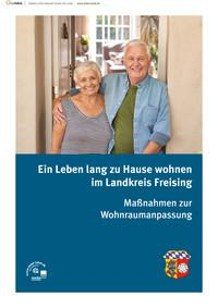 Ein Leben lang zu Hause wohnen im Landkreis Freising (Auflage 1)