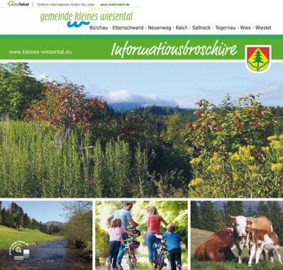 Gemeinde Kleines Wiesental - Informationsbroschüre (Auflage 1)