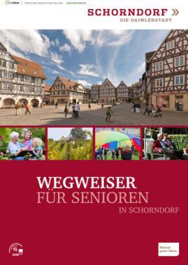 Wegweiser für Senioren in Schorndorf (Auflage 2)