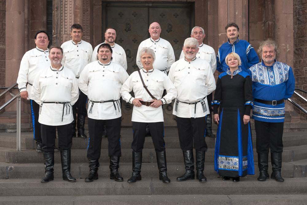 Peter Orloff & Schwarzmeer Kosaken Chor