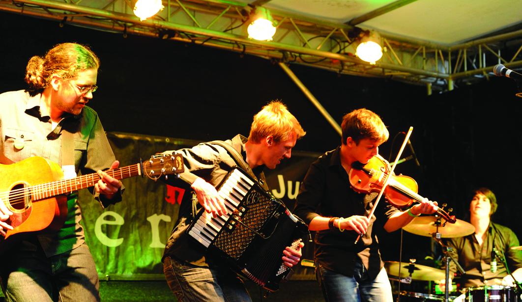 11. Folk im Park-Festival