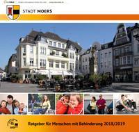 Ratgeber für Menschen mit Behinderung 2018 / 2019 Stadt Moers (Auflage 6)