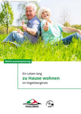 Ein Leben lang zu Hause wohnen im Vogelsbergkreis (Auflage 1)